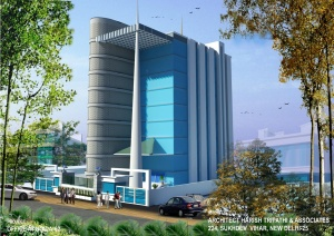 office building-noida-62